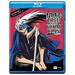 Nura: Rise of the Yokai Clan Set 1 [Blu-ray]