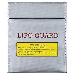 Lipo Battery Fireproof Bag Storage Bag Lipo Battery Guard