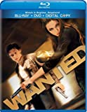 Wanted [Blu-ray] (Bilingual)