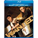 Wanted [Blu-ray/DVD Combo + Digital Copy]