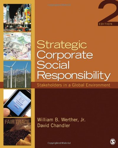 Strategic Corporate Social Responsibility: Stakeholders...