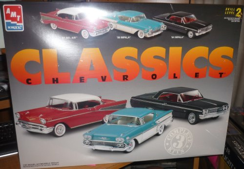 Classic Chevrolet - 1/25 Scale