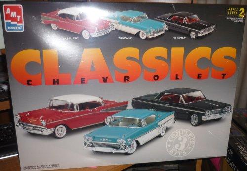 Classic Chevrolet - 1/25 Scale
