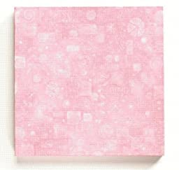 Embellish Your Story Pink Collage Magnetic Memo Board - Embellish Your Story Roeda 100771-EMB