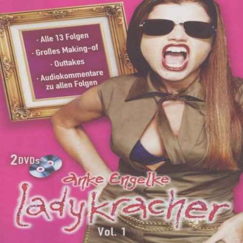 Ladykracher - Staffel 1 [2 DVDs]
