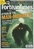 img - for Fortean Times Magazine (August 2009) William Burroughs; Attack of the Man-monkey; Men in Black; Death Bug; Mexican Mothman; Swine Flu Conspiracies; Black Dog Hauntings; Holocaust Hoaxers; Mummy Cats; Asia's Hopping Ghosts; Strange Deaths (FT251) book / textbook / text book