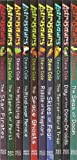 Astrosaurs - 10 Book Set - RRP £49.90: Star Pirates, Planet of Peril, Hatching Horror, Mind-swap Menace, Space Ghosts, Riddle of the Raptors, Skies of Fear, Terror-bird Trap, Dino-droids & Seas of Doom (Astrosaurs) Steve Cole