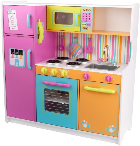 Kidkraft Deluxe Big and Bright Kitchen Set