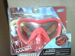Buy Spider-Man Marvel Character Swim Mask by Swim Ways
