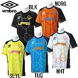 アンブロ(UMBRO) UFSプラクティスシャツS/S UFS7461 WHT O