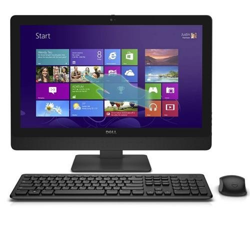Newest Model Dell Inspiron 23-inch Full HD Touchscreen All-in-One Desktop, Intel Pentium G3220 3.0GHz, 1080p FHD 1920 x 1080 Touch Display, 4GB DDR3L, 500GB HDD, DVD Drive, Windows 8.1 / Windows 10