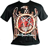 SLAYER (World Painted Blood) SLR1125K Size L Large NEW! T-SHIRT Tour