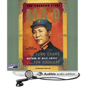 Amazon.com: Mao: The Unknown Story (Audible Audio Edition