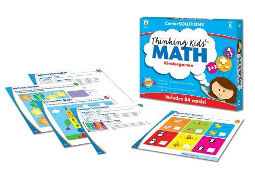 Thinking Kids'™ Math, Grade K (Math Foundations)