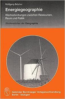 Energy from Space / Energy for Space : relire la géographie des énergies de W. Brücher au regard des conflits sur l'électronucléaire