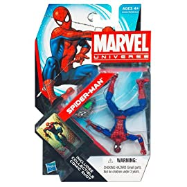 Spider-Man Marvel Universe #007 Action Figure