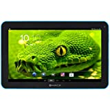 Woxter Qx 105 - Tablet de 10.1 Pulgadas (WiFi, Bluetooth 4.0, 16 GB de Memoria Interna, 1 GB de RAM, lector de tarjetas micro SD, salida mini HDMI) azul