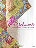 img - for Patchwork Comforters, Throws & Quilts book / textbook / text book