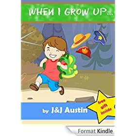 When I Grow Up... (English Edition)
