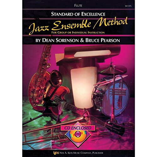W31FL - Standard of Excellence Jazz Ensemble Method: Flute