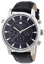 Tommy Hilfiger 1790875 Mens Black Harrison Chronograph Watch