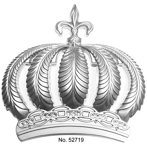 harald-gloockler-tapeten-52719-wall-decoration-silver-crown-with-real-swarovski-stones