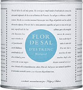 Gusto Mundial Flor de Sal Natural, 1er Pack  (1 x 180 g)