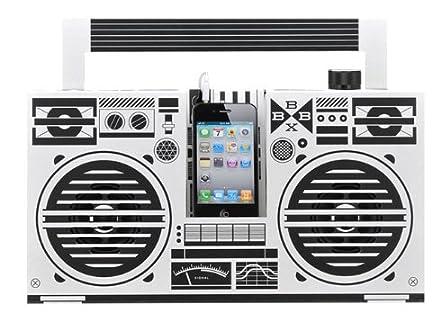 Berlin Boombox(ベルリン・ブームボックス)ドイツ・ベルリン生まのダンボールで出来た組み立て式オーディオ・スピーカー iphone/iPod/Touch/スマートフォン/MP3プレイヤー/対応