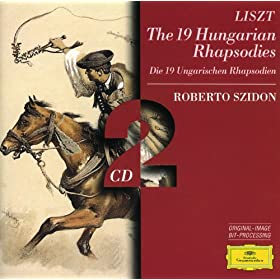 Liszt: Hungarian Rhapsodies (2 CD's)