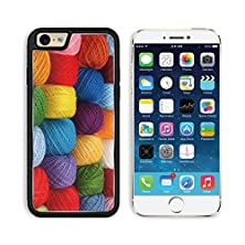buy Msd Apple Iphone 6 Iphone 6S Aluminum Plate Bumper Snap Case Skeins Of Yarn Image 10171439