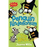 Penguin Pandemonium - The Rescue (Awesome Animals)by Jeanne Willis