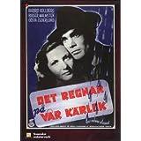 It Rains on Our Love ( Det regnar p� v�r k�rlek ) ( Man with an Umbrella )by Gunnar Bj�rnstrand