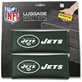 NFL New York Jets Original Patented Luggage Spotter® 2-pack - CLOSEOUT! WILL NO LONGER OFFER THIS TEAM!