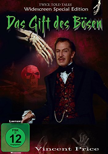 Vincent Price - Das Gift des Bösen [Limited Special Edition] Widescreen [Limited Edition]