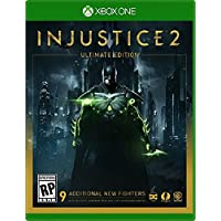 Injustice 2 Ultimate Edition for Xbox One by Warner Home Video Games