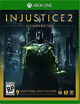 Injustice 2 Ultimate Edition for Xbox One