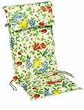 Best 01200612 Sesselauflage hoch STS 120 x 50 x 8