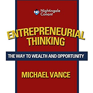 Entrepreneurial Thinking Speech