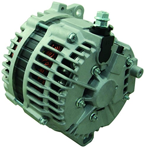 New Alternator for Nissan Altima Sentra 2.5L I4 2002 2003 2004 2005 2006 QR25DE (2003 Nissan Sentra Alternator compare prices)