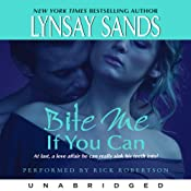 Bite Me If You Can: Argeneau Vampires, Book 6 | [Lynsay Sands]