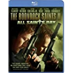 51BnuXtKZqL. SL160 SS150  #6: The Boondock Saints II: All Saints Day [Blu ray]