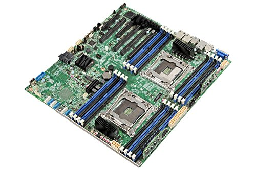 Intel Server Board dbs2600cwtr Supporting Two inte