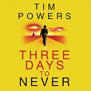 Three Days to Never Audiobook