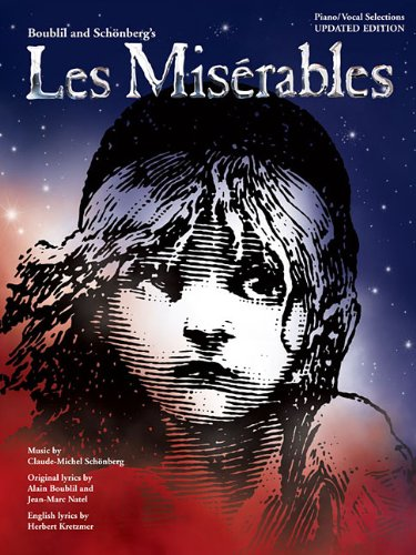 Les Miserables: Vocal / Piano Selections (Sheet Music Broadway compare prices)