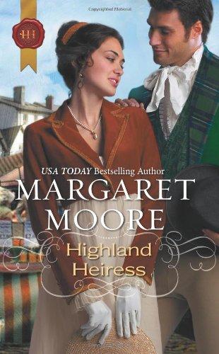 Image for Highland Heiress (Harlequin Historical)