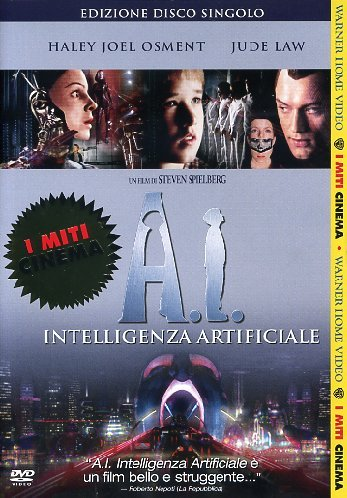 A.I. Intelligenza artificiale [IT Import]