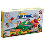 RIDES OF FORTUNE Educational Money Game For Kids
