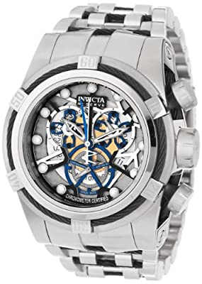 "Invicta Men's 13754 ""Bolt Reserve"" Stainless Steel Watch"