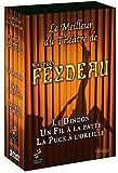 echange, troc Coffret 3 DVD 'Le Meilleur du théâtre de Feydeau'
