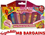 Swizzels Matlow Retro Sweet Treats Lip Balm Collection- Christmas Gift Set